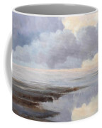 Misty Landscape Coffee Mug