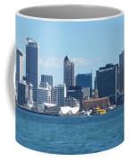 New Zealand - The Sea Heart Of Auckland Coffee Mug