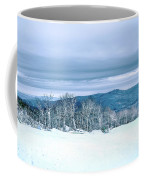 North Carolina Sugar Mountain Skiing Resort Destination Coffee Mug