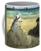 On The Beach Coffee Mug