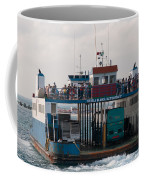 On The Way To Isla Muheres Coffee Mug