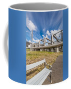Pipes At Nesjavellir Geothermal Power Coffee Mug