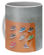 8 Sneakers Coffee Mug