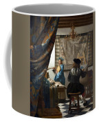 The Art Of Painting Coffee Mug