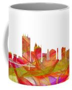 Toledo Ohio Skyline Coffee Mug