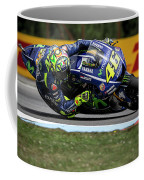 Valentino Rossi The Doctor  Coffee Mug