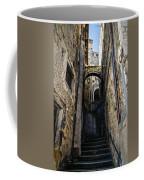 Walking Through The Streets Of Pretoro - Italy  Coffee Mug