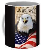 We The People. Coffee Mug