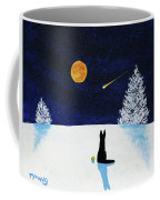 Winter Star Coffee Mug