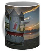 8041- Miami Beach Sunrise Coffee Mug