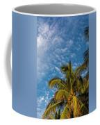8156- Palm Tree Coffee Mug