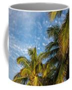 8167- Palm Tree Coffee Mug