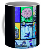 8292- Little Havana Mural Coffee Mug