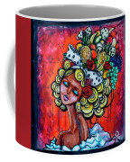 8334-1- Little Havana Mural Coffee Mug