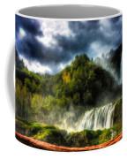 Nature Oil Painting Landscape Coffee Mug
