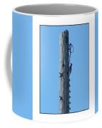 #866x Woodpecker Coffee Mug