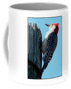 #8671 Woodpecker Coffee Mug
