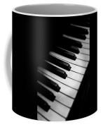 88 Keys To The Heart Coffee Mug