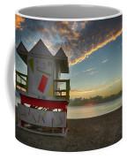 8990- Miami Beach Sunrise Coffee Mug