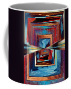 8th Ave Window Coffee Mug