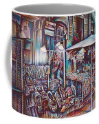 8th Street Rings Coffee Mug