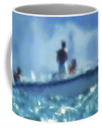 9-5-15--# 1 Don't Drop The Crystal Ball  Coffee Mug