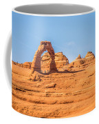 Arches National Park  Moab  Utah  Usa Coffee Mug