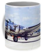 B-17 Bomber Parking Coffee Mug