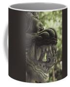 Bali Sculpture Coffee Mug