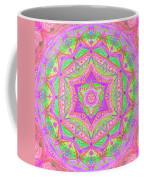 Birth Mandala- Blessing Symbols Coffee Mug