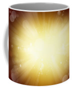 Bright Background  Coffee Mug