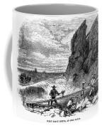 California Gold Rush Coffee Mug
