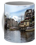 Canals Of Amsterdam Coffee Mug