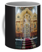 Church Of The Savior On Spilled Blood  Coffee Mug
