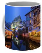 Colmar,petite Venice, Alsace, France, Coffee Mug