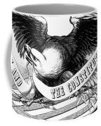 Eagle, 19th Century Coffee Mug