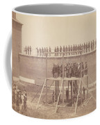 Execution Of The Conspirators Coffee Mug