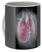 Lungs Coffee Mug