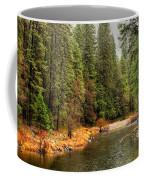 Merced River Yosemite Valley Coffee Mug