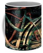 9 Million Bicycles  Coffee Mug