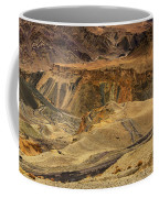 Moonland Ladakh Jammu And Kashmir India Coffee Mug