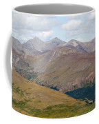 Mount Bierstadt In The Arapahoe National Forest Coffee Mug