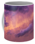 Nebraska Hp Supercell Sunset Coffee Mug