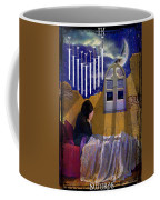 9 Of Swords Coffee Mug