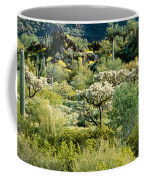 Saguaro Cactus Carnegiea Gigantea Coffee Mug