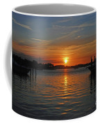 9- Sailfish Marina Coffee Mug
