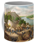 Siege Of Vicksburg, 1863 Coffee Mug