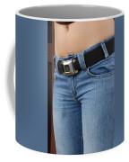The G M Belt Coffee Mug