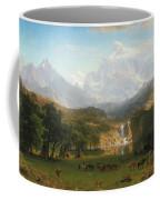 The Rocky Mountains Coffee Mug