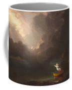 The Voyage Of Life Old Age Coffee Mug